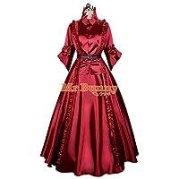 MrBunny IdentityV 第五人格 血の女王 マリー・アントワネット コスプレ衣装 Mサイズ