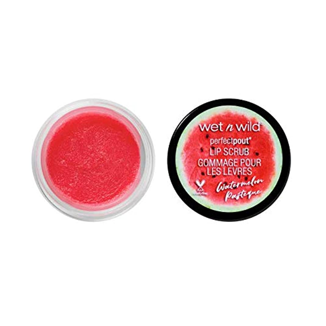 狭い天窓感謝するWET N WILD Lip Scrub - Watermelon (6 Pack) (並行輸入品)