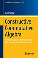 Constructive Commutative Algebra: Projective Modules Over Polynomial Rings and Dynamical Groebner Bases (Lecture Notes in Mathematics)