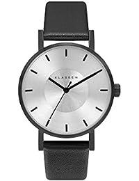 [クラス14]KLASSE14 腕時計 ウォッチ VOLARE 36mm レザーベルト シンプル ファッション ブラック レディース [並行輸入品]