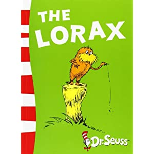 The Lorax: Yellow Back Book (Dr. Seuss - Yellow Back Book)