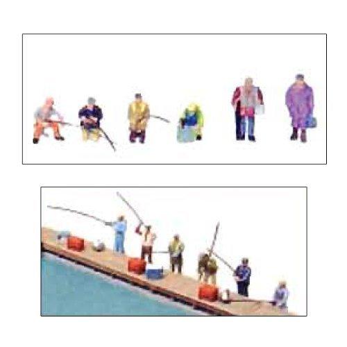 情景コレクション ザ・人間 064 釣り人