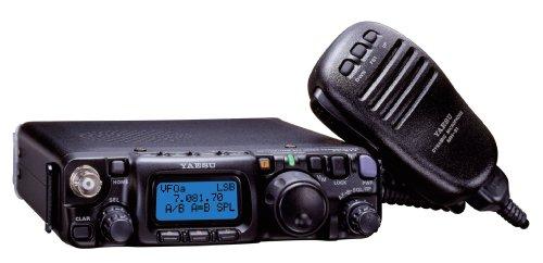 スタンダード FT-817ND YAESU(ヤエス)HF/50/144/430MHz オールモードポータブル機 出力5W