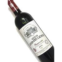 2015年 シャトー グラン ピュイ ラコスト 750ml フランス ボルドー 赤ワイン