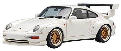 メイクアップ VISION 1/43 Porsche 911 (993) GT2 Option Equipment 1996 ホワイトの詳細を見る
