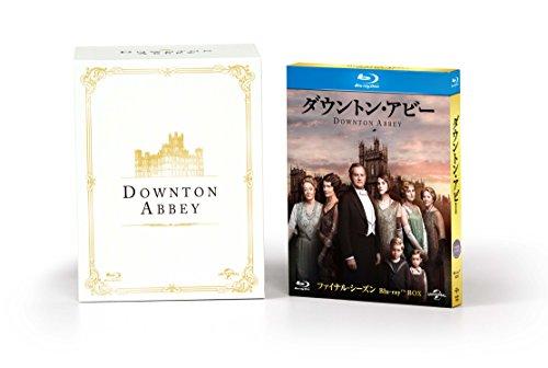 【Amazon.co.jp限定】ダウントン・アビー ファイナル・シーズン ブルーレイBOX(全6シーズン収納BOX付き) [Blu-ray]