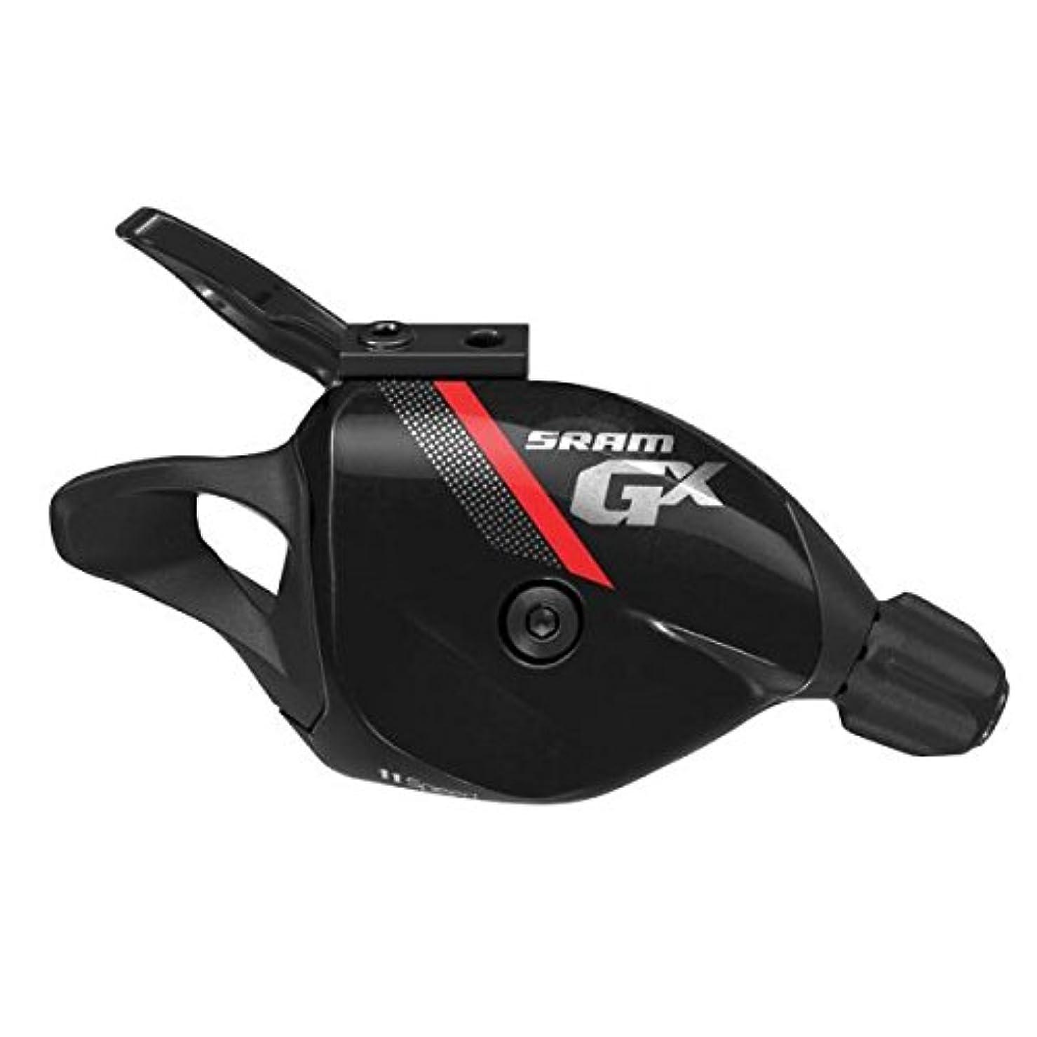 湖容赦ない輝度Sram Mtb Gx Trigger Rear With Discrete Clamp Shifter - Red