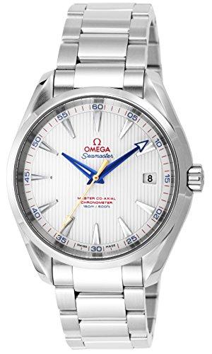 [オメガ]OMEGA 腕時計 シーマスター アクアテラ シル...