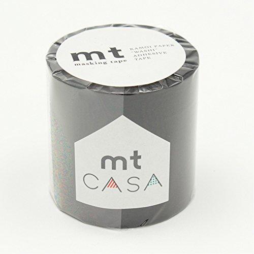 RoomClip商品情報 - カモ井加工紙 マスキングテープ mt CASA 50mm 50mm幅×10m巻き マットブラック MTCA5085