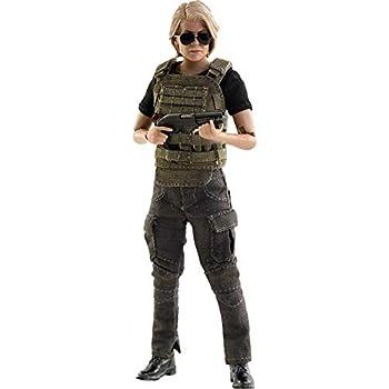 Terminator: Dark Fate [ターミネーター:ニュー・フェイト] 1/12 サラ・コナー 1/12スケール ABS&PC&PVC&POM製 塗装済み可動フィギュア