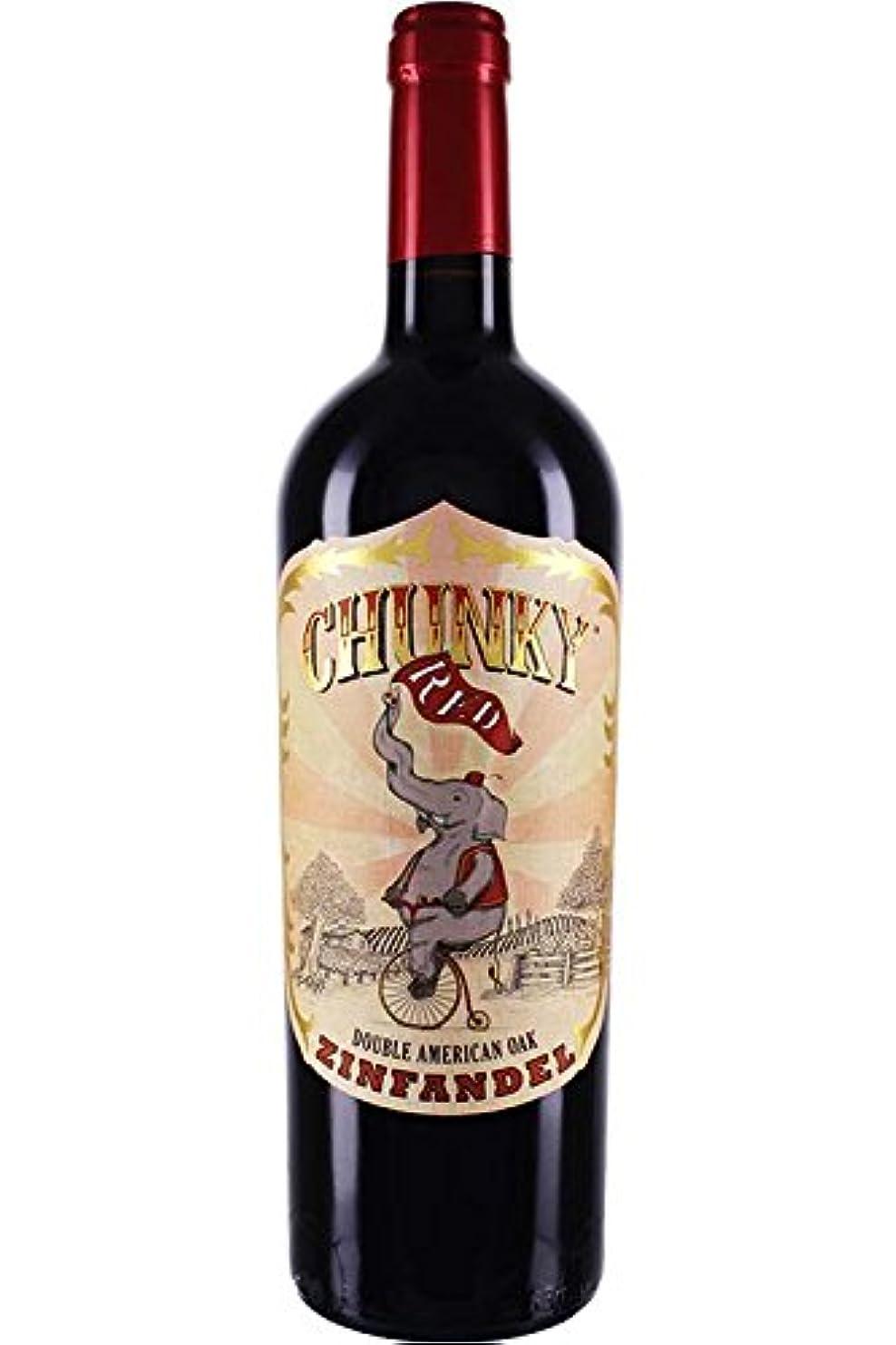 かわす些細理由チャンキー レッド?ジンファンデル 2017年 マーレ?マンニュム 750ml 赤ワイン (イタリア プーリア)