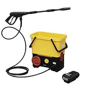 アイリスオーヤマ 高圧洗浄機 タンク式 SDT-L01 バッテリー SHP-L3620 セット