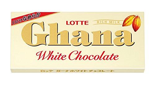 ガーナホワイト 10箱