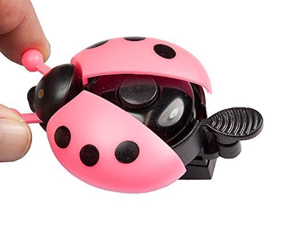 ドール探偵次へSport DirectTM 自転車 バイク 子供 女の子 テントウムシ ベル ピンク