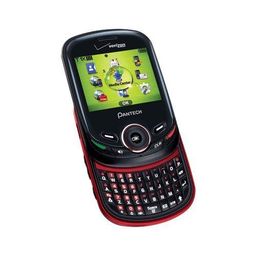 Pantech Jest Replica Dummy/Toy Phone, Black [並行輸入品]