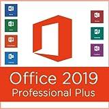 Microsoft Office 2019 Professional Plus 1PC プロダクトキー [正規版 /永続ライセンス /ダウンロード版 / インストール完了までサポート致します]