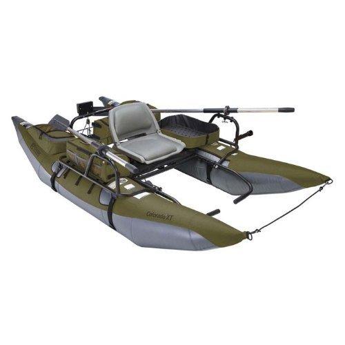 クラシックアクセサリーコロラドXTインフレータブルポンツーンボート