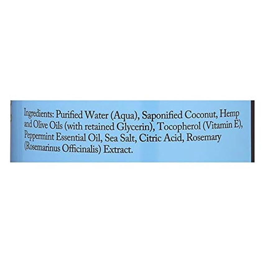 ゲートウェイシリアル縁石カスティール液体ソープ ペパーミント 946ml (並行輸入品)