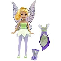 Disney Fairies Tinkerbell The Lost Treasure Fashion Fairy Doll Tinker Bell by Disney