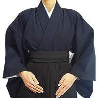 着物 襦袢 セット 女性用 紺色?黒色【H-234】