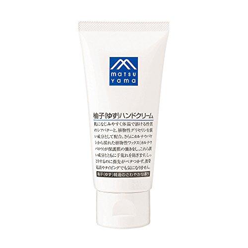 M-mark 柚子(ゆず)ハンドクリーム