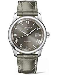 buy online 40b4d 4d098 Amazon.co.jp: 革バンド - LONGINES(ロンジン): 腕時計