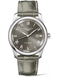 4035954ab7 Amazon.co.jp: 革バンド - LONGINES(ロンジン): 腕時計