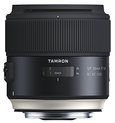 TAMRON 単焦点レンズ SP35mm F1.8 Di VC キヤノン用 フルサイズ対応 F012E