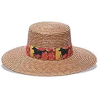 Smithsonian Institution Womens Wild Horses Sun Hat Adjustable