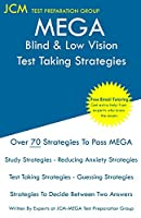 MEGA Blind & Low Vision - Test Taking Strategies