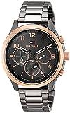 [トミーヒルフィガー] 腕時計 ASHER 1791871 メンズ グレー [並行輸入品]