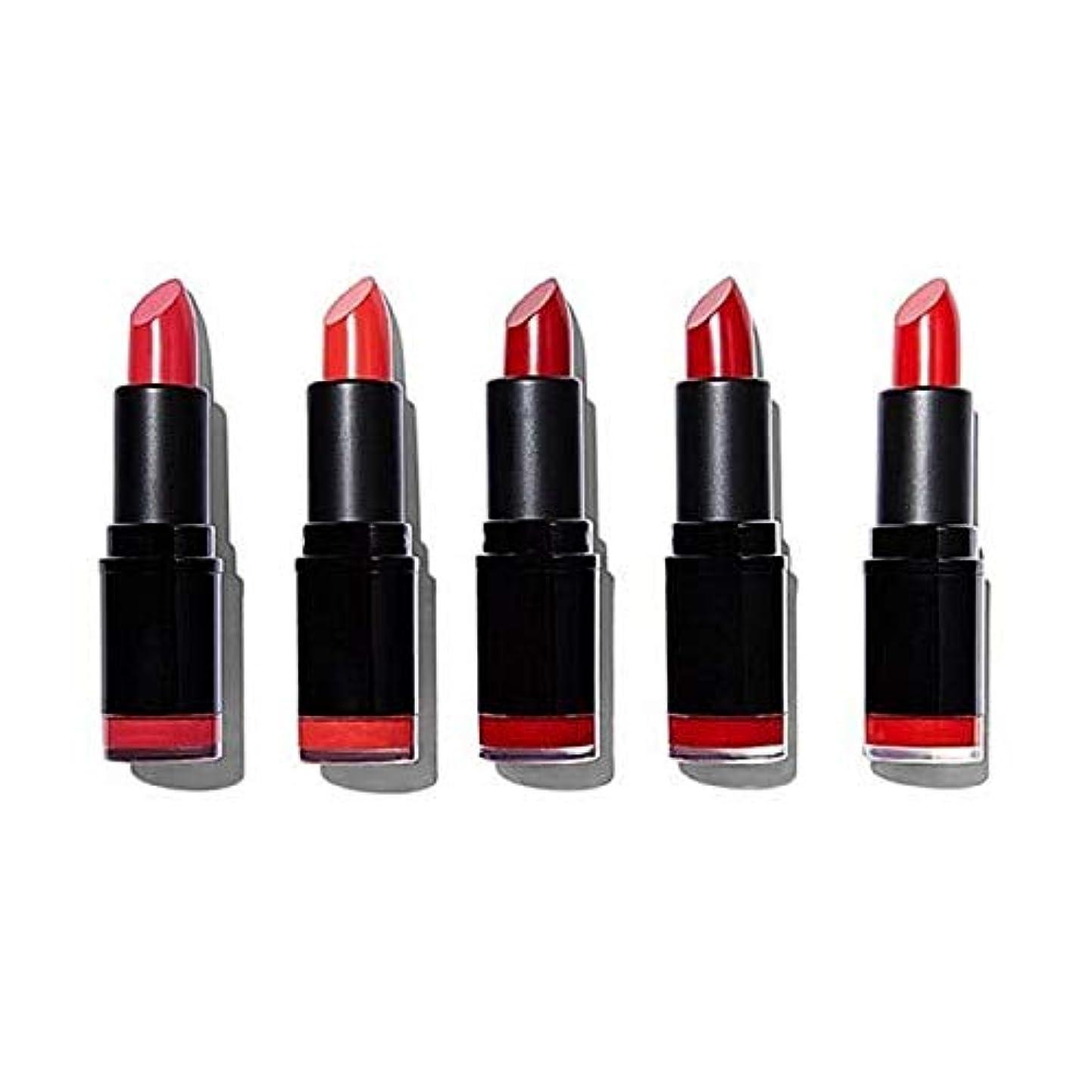 二度時々パッケージ[Revolution ] 革命プロ口紅のコレクション赤 - Revolution Pro Lipstick Collection Reds [並行輸入品]