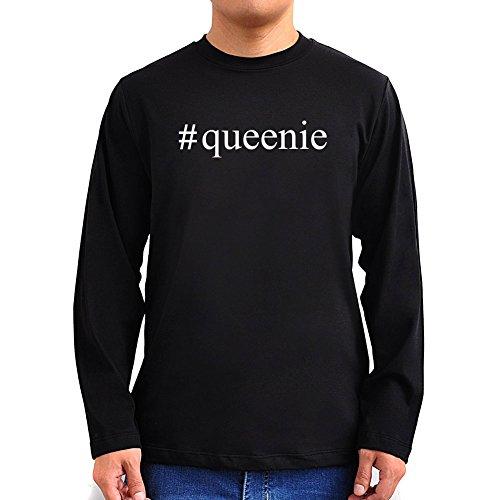 #Queenie Hashtag ロングスリーブTシャツ