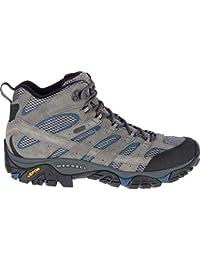 (メレル) Merrell Moab 2 Mid Waterproof Hiking Boot メンズ ハイキングシューズ [並行輸入品]