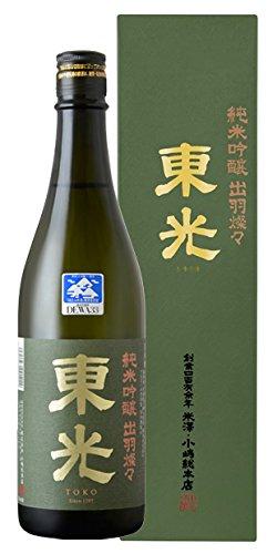 小嶋総本店 東光 純米吟醸 出羽燦々箱入 720ml