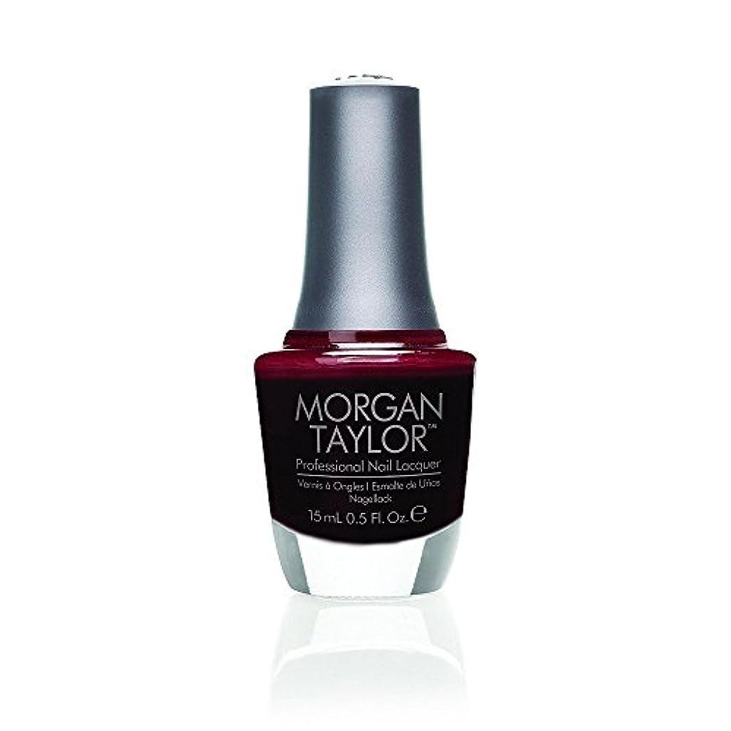 扱いやすい因子要求するMorgan Taylor - Professional Nail Lacquer - Take The Lead - 15 mL/0.5oz