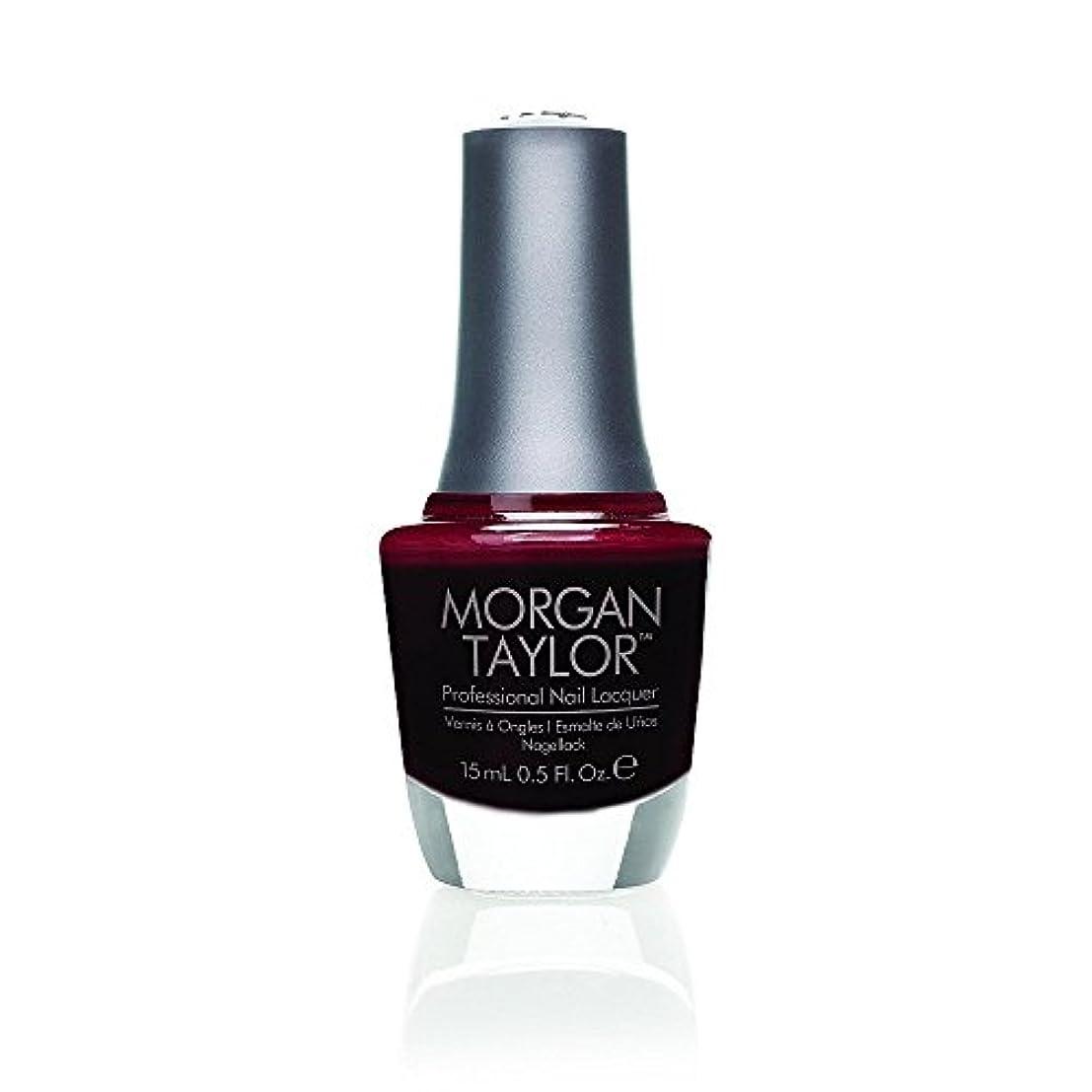 火山の関係する用心Morgan Taylor - Professional Nail Lacquer - Take The Lead - 15 mL/0.5oz