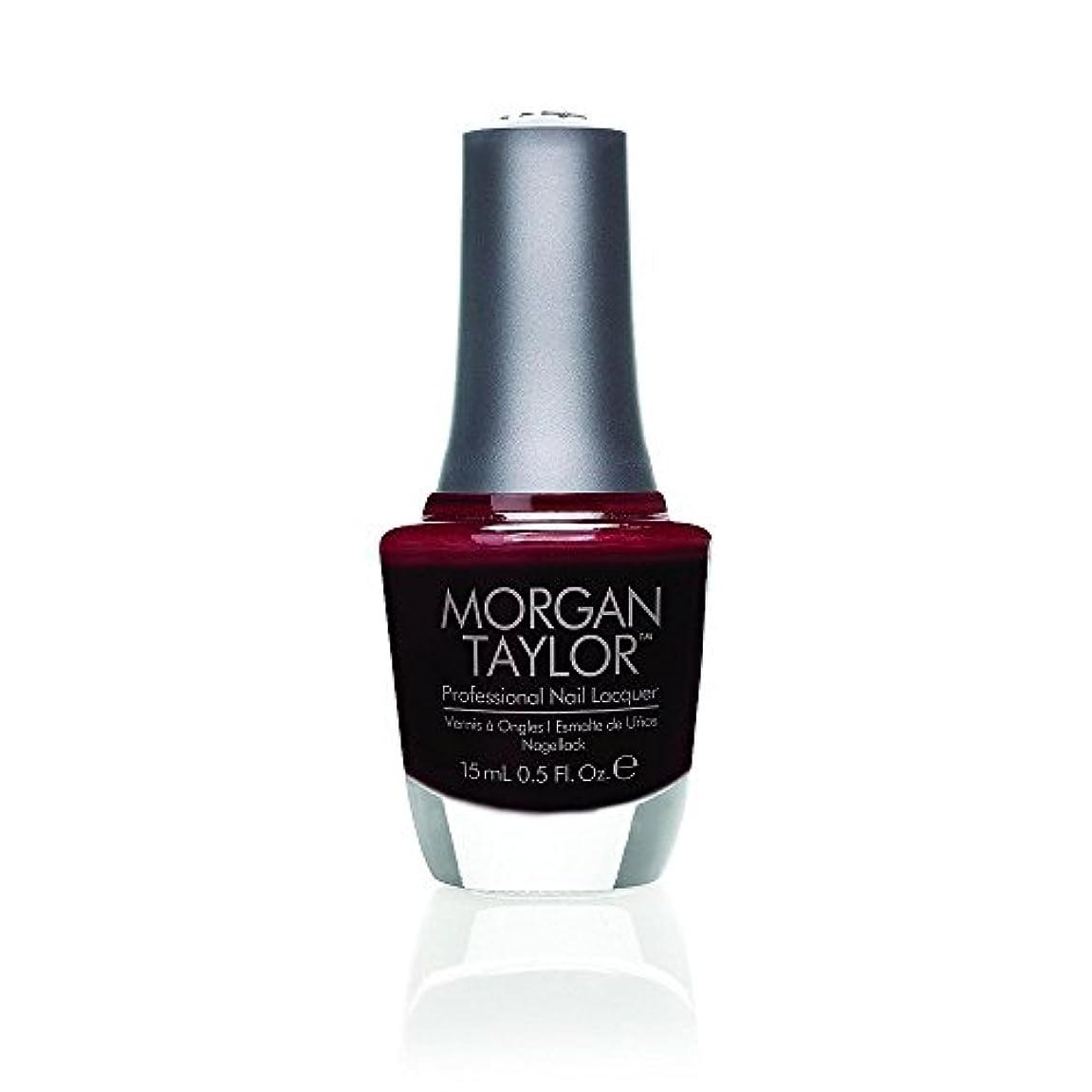 惑星悪用分注するMorgan Taylor - Professional Nail Lacquer - Take The Lead - 15 mL/0.5oz