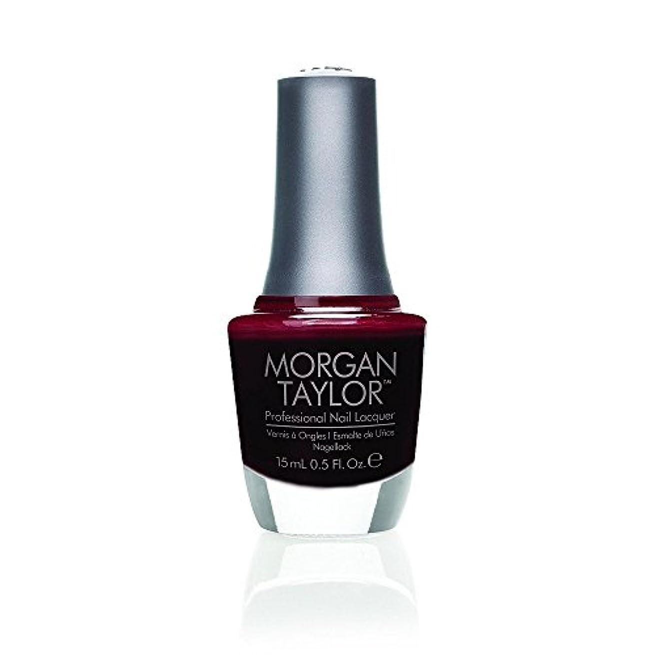 閉塞チケット整然としたMorgan Taylor - Professional Nail Lacquer - Take The Lead - 15 mL/0.5oz