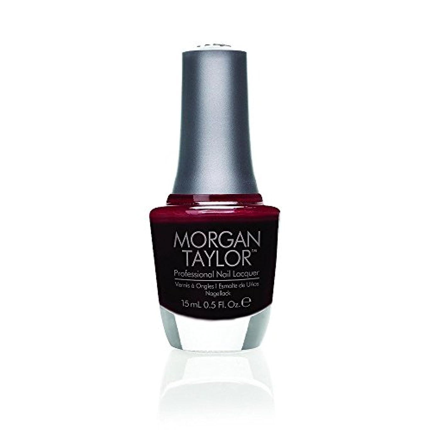ティッシュ無駄いたずらなMorgan Taylor - Professional Nail Lacquer - Take The Lead - 15 mL/0.5oz