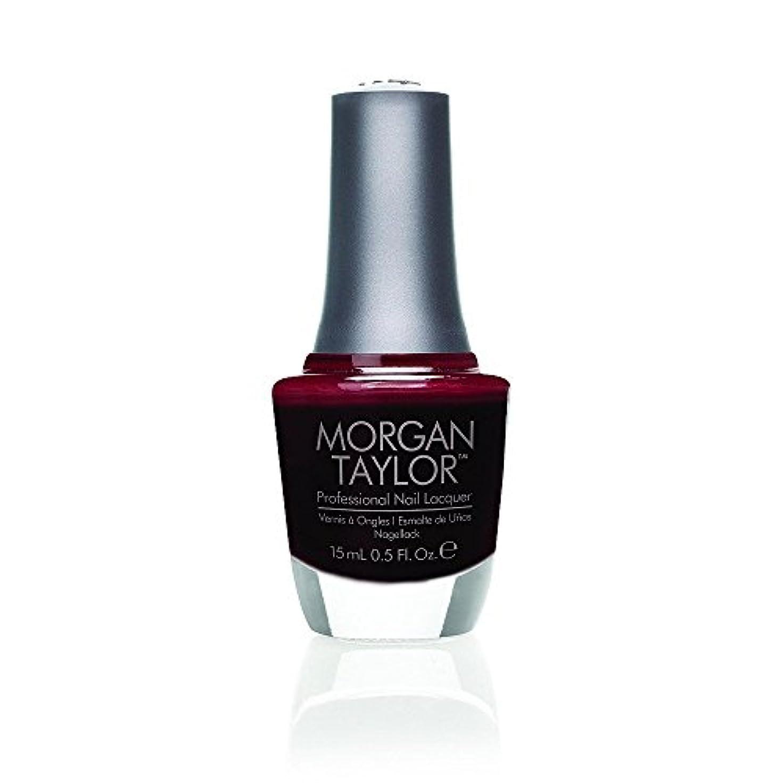けがをする破壊的な司教Morgan Taylor - Professional Nail Lacquer - Take The Lead - 15 mL/0.5oz