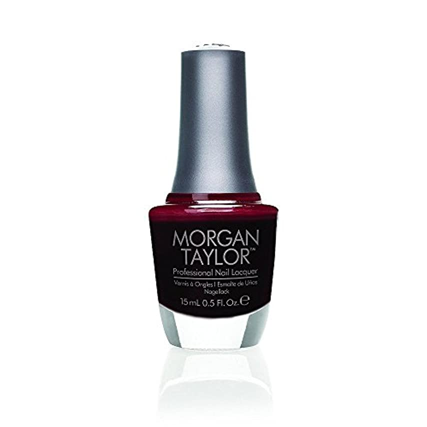 製造欠点差別Morgan Taylor - Professional Nail Lacquer - Take The Lead - 15 mL/0.5oz