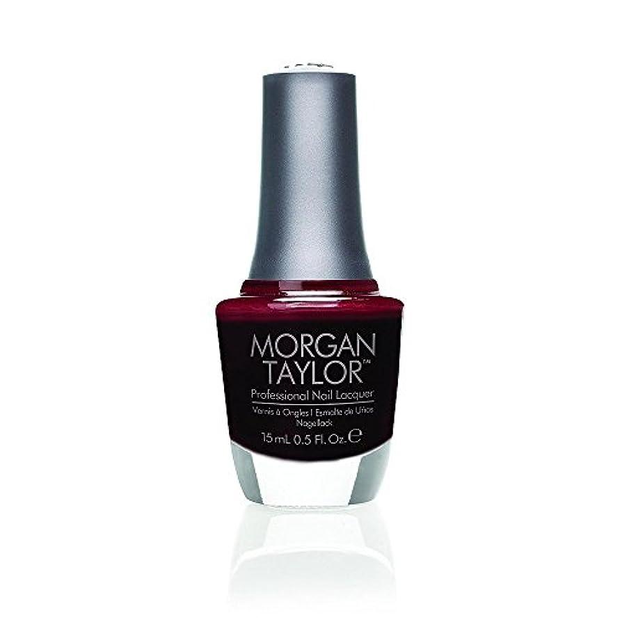バレエぼかすはいMorgan Taylor - Professional Nail Lacquer - Take The Lead - 15 mL/0.5oz