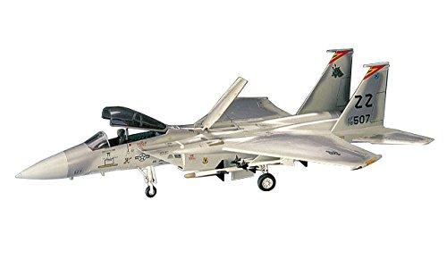 ハセガワ 1/72 アメリカ空軍 F-15C イーグル プラモデル C6