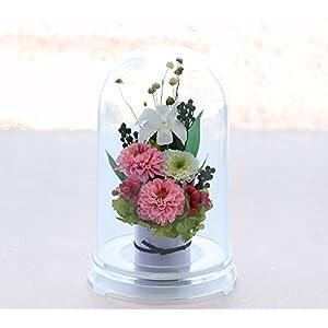 アートフォーシーズン お供え花プリザーブドフラワー (ピンク)