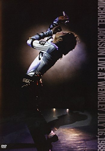 Michael Jackson Live at Wembley [DVD] [Import]