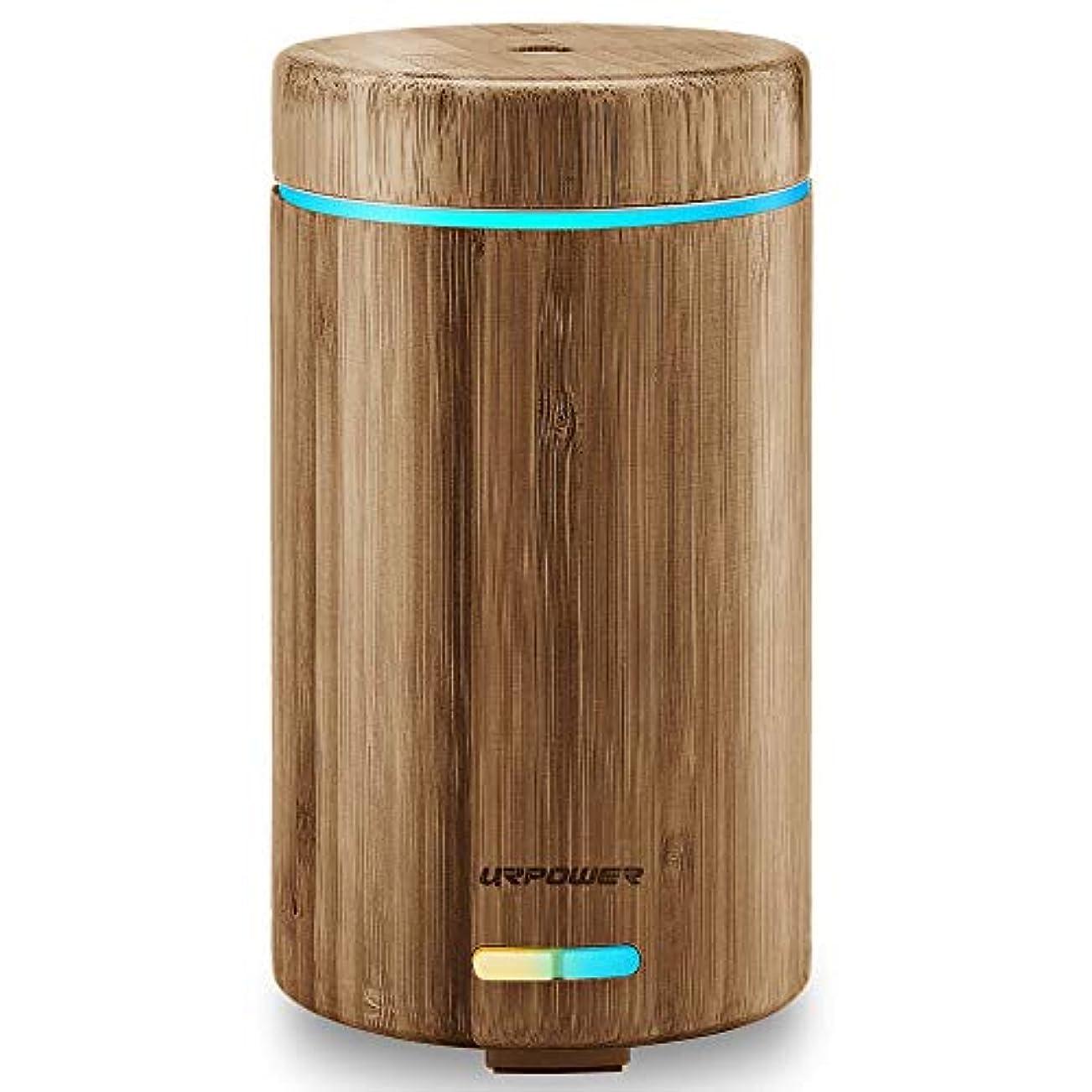 最初に湾ワーディアンケースURPOWER 300 ml Aromatherapy Essential Oil Diffuser with 4タイマー設定とWaterless自動遮断 300ml OD13