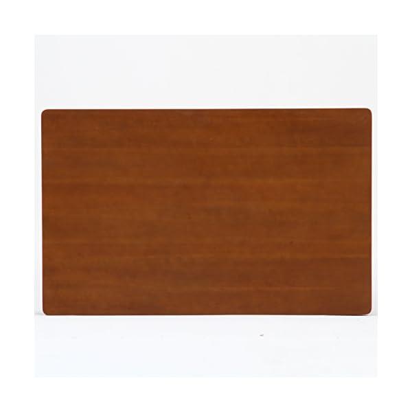 不二貿易 ダイニングテーブル スノア 幅120...の紹介画像4