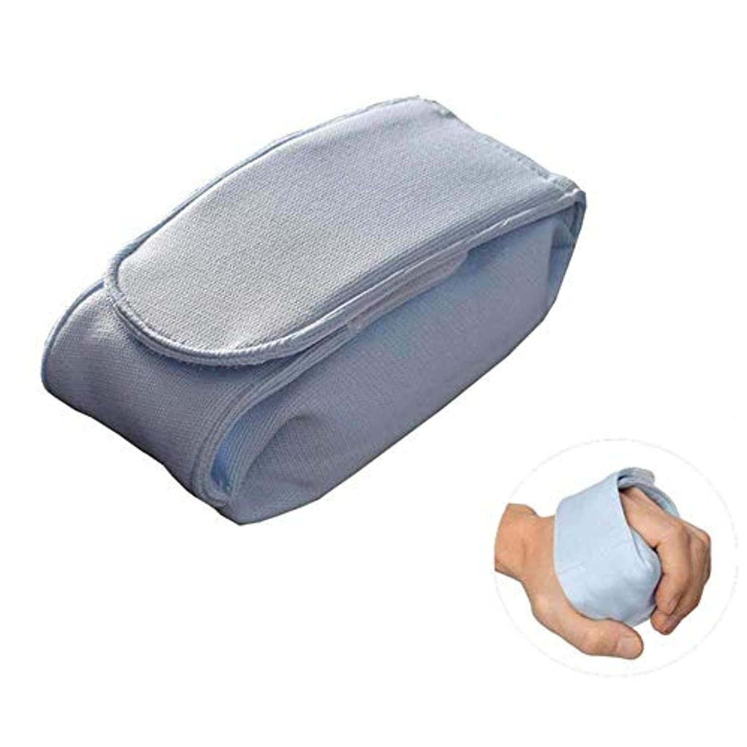 アクセスできない収束穴指の添え木、指の関節の固定化、指の骨折、創傷、術後のケアおよび疼痛緩和のための指トレーニング器具 (Color : 1pcs, Size : Large)