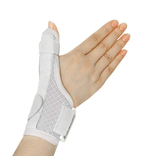 Katyou手首腱鞘炎親指サポーター固定関節症捻挫ばね指突き指母子CM関節症 スポーツ家事育児
